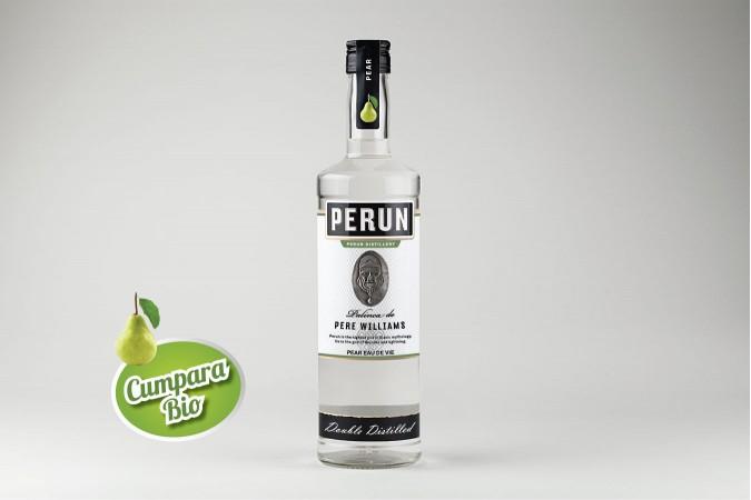 Perun Pear Brandy 500ml alc.40%vol.