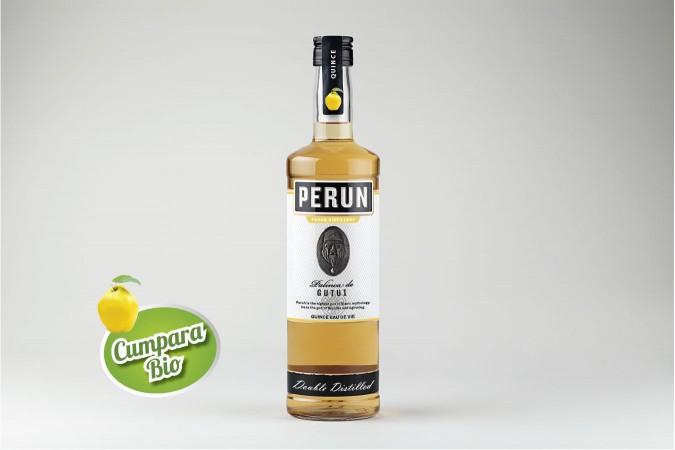 Perun Quince Brandy 1000ml alc.40%vol.